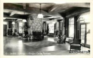 Original lobby: Photo taken in 1934